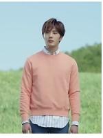 เสื้อแฟชั่นแขนยาวสีชมพู คังจีอุน Cinderella and Four Knights