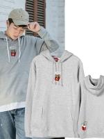 เสื้อฮู้ดแจ็คเก็ตแขนยาว WINNER แต่งรูปเฟรนฟราย มี4สี