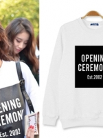 เสื้อแจ็คเก็ตแขนยาวเกาหลี T-ara พิมพ์ลายด้านหน้า มี5สี