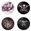 Avenged Sevenfold button badge 1.75 inch custom backside 4 type Pinback, Magnet, Mirror or Keychain. Get 4 in package [1] thumbnail 1