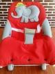 เปลโยก ATTOON รุ่นหมอนตุ๊กตามาตรฐานปรับระดับ (รุ่นใหม่ล่าสุด)