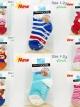 ถุงเท้าเด็ก 1 - 2 ขวบ ยี่ห้อ PAPA