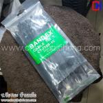 สายรัด เข็มขัด Cable Tie ยาว 8 นิ้ว สีดำ ยี่ห้อ BANDEX แบบแพ็ค 100 เส้น