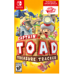 Nintendo Switch CAPTAIN TOAD: TREASURE TRACKER (US)