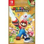 Switch - Mario + Rabbids Kingdom Battle Gold Edition