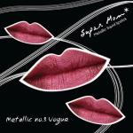 Super Mom* Metallic Liquid Lipstick No.3