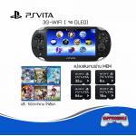 PS Vita 1000 (3G/WIFI) CFW (แปลงเล่นเกมผ่านเมมโมรี่การ์ด)