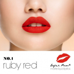 No.01 Ruby Red