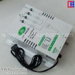 บูสเตอร์ 3 in 1 ยี่ห้อ dBy 2 input ปรับแยก (VL, VH, UHF)+(UHF)
