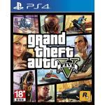 PS4- Grand Theft Auto V (GTA V)