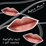 Super Mom* Metallic Liquid Lipstick No.5