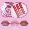 (พร้อมส่ง) Lime Crime Pink Velve-Tin Mini Velvetines Boxed Set (Holiday Edition) กล่องกุหลาบสีชมพู โทนสีชมพู