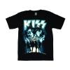 เสื้อยืด วง KISS แขนสั้น สกรีนเฉพาะด้านหน้า สั่งได้ทุกขนาด S-XXL [NTS]