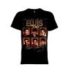 เสื้อยืด วง Elvis Presley แขนสั้น แขนยาว S M L XL XXL [4]