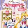 ReMent Sailor Moon Crystal Cafe Sweets รีเมนท์ ชุดคาเฟ่เซเลอร์มูน 8 แบบ