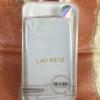 เคสTPUนิ่ม Lava A810 สีใส