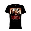 เสื้อยืด วง Nirvana แขนสั้น แขนยาว S M L XL XXL [5]