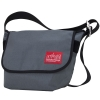 Manhattan Portage Vintage Messenger Bag - Grey Size SM