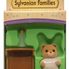 ซิลวาเนียน เบบี้หมีมามาเลด+เปล (EU) Sylvanian Families Marmalade Bear Baby w/crib