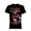 เสื้อยืด วง AC/DC แขนสั้น แขนยาว S M L XL XXL [20]