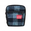 กระเป๋าสะพายข้าง Manhattan รุ่น MP 1403-WLR WOOLRICH CITY LIGHT - NVY CHECK