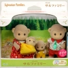 [Out of Stock] ครอบครัวซิลวาเนียน ลิงและเบบี้ (JP) Sylvanian Families Monkey Family