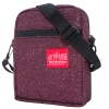 Manhattan Portage City Light Midnight (SM) - Burgundy