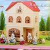 บ้านซิลวาเนียน 3 ชั้น Sylvanian Families 3-Story House Gift Set A