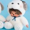 ตุ๊กตาลิงมอนจิจิ-อะยะกะจัง 18 ซม.(Ayaka Monchhichi Chan)