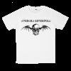 เสื้อยืด วง Avenged Sevenfold สีขาว แขนสั้น S M L XL XXL [1]