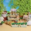 ซิลวาเนียน ซุ้มขายดอกไม้ (EU) Sylvanian Families Village Flower Stall