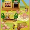 [หมดแล้ว] ซิลวาเนียนมินิโรงเรียนอนุบาล 4 กล่อง (JP) Sylvanian Families Kindergarten School Mini Playset