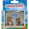 ซิลวาเนียน..เบบี้แฝดนาก นั่ง-คลาน (UK) Sylvanian Families Otter Twin Babies