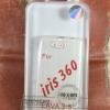 """เคสTPUนิ่ม Lava Iris 360 3.5"""" สีใส"""