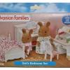 [SOLD OUT] ซิลวาเนียนเฟอร์นิเจอร์ห้องนอนพี่สาวสีชมพู (UK) Sylvanian Families Girl's Bedroom Set