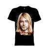 เสื้อยืด วง Nirvana แขนสั้น แขนยาว S M L XL XXL [9]