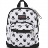 JanSport กระเป๋าเป้ รุ่น Right Pouch JS0A3BB437X - Disney Minnie White Bow Dot