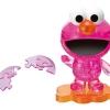 จิ๊กซอว์ 3 มิติ เซซามีสตรีท เอลโม่สีชมพู 40pcs Crystal 3D Jigsaw Puzzle ELMO Pink