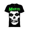 เสื้อยืด วง Misfits แขนสั้น แขนยาว S M L XL XXL [1]