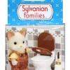 ซิลวาเนียน ชุดสุขภัณฑ์แบบหรู (UK) Sylvanian Families Luxury Toilet