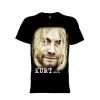 เสื้อยืด วง Nirvana แขนสั้น แขนยาว S M L XL XXL [8]