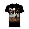 เสื้อยืด วง Panic! At The Disco แขนสั้น แขนยาว S M L XL XXL [1]