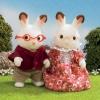 ซิลวาเนียน คุณปู่คุณย่ากระต่ายช็อคโกแลต (EU) Sylvanian Families Chocolate Rabbit Grandparents