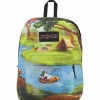 JanSport กระเป๋าเป้ รุ่น DISNEY HIGH STAKES - DISNEY FOREST CAMP