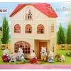 บ้านซิลวาเนียน 3 ชั้น (EU) บ้านซิลวาเนียน 3 ชั้น (EU) Sylvanian Families 3-Story House Gift Set B