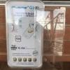 ฟิล์มกระจก Note 8 เต็มจอ สีทองเงา