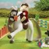 ชุดแข่งม้าซิลวาเนียน (UK) Sylvanian Families Sylvanian Games Show Jumping