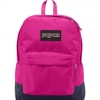JanSport รุ่น Black Label Superbreak - CYBER PINK