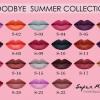 ( พร้อมส่ง ) Supermom Goodbye Summer Collection Matte Liquid Lipstick