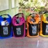15L กระเป๋ากันน้ำ รุ่น OceanPack Blackpack